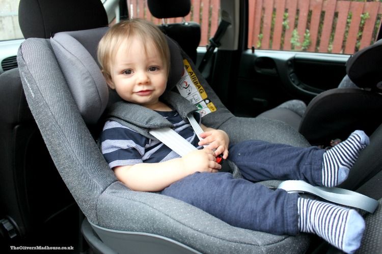 Maxi-Cosi 2wayPearl Carseat - A Review The Oliver\\\'s Madhouse