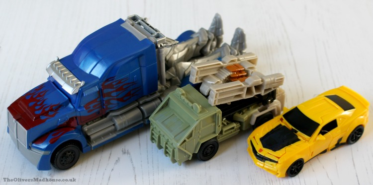 The Newest Transformers On The Block From Hasbro The Oliver\\\'s Madhouse