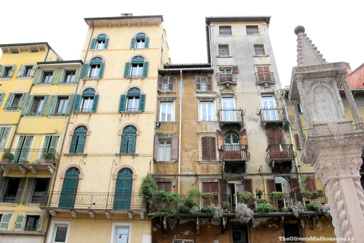 A Family Visit to Verona In Italy The Oliver\\\'s Madhouse