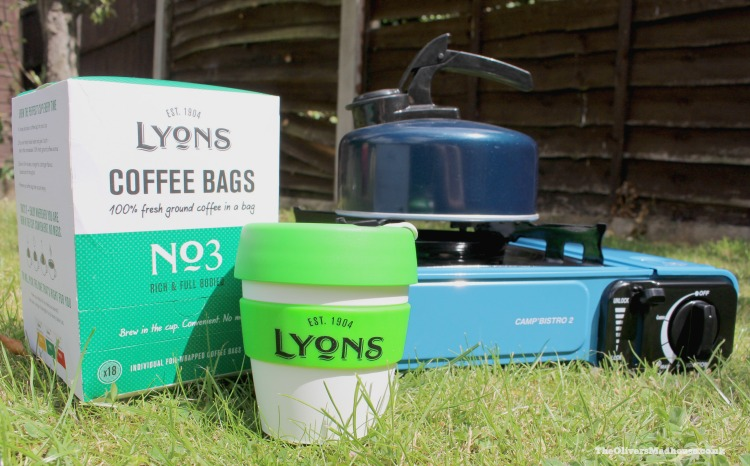 Anytime, Anywhere With Lyons Coffee Bags The Oliver\\\'s Madhouse