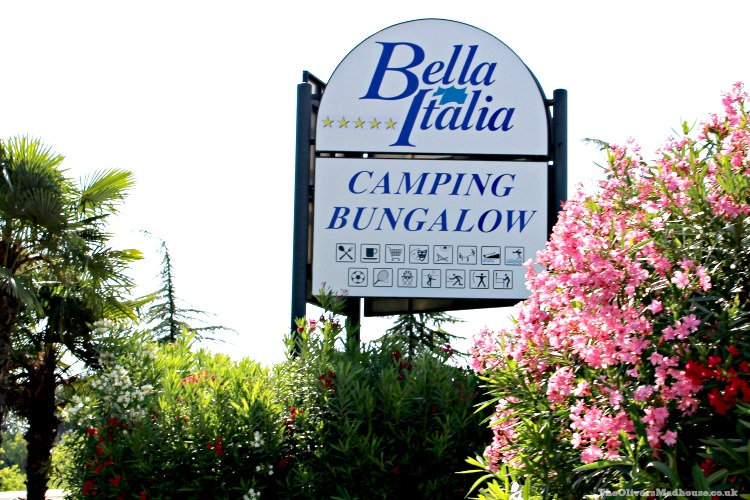 Our Holiday With Canvas Holidays - Bella Italia - Lake Garda The Oliver\\\'s Madhouse