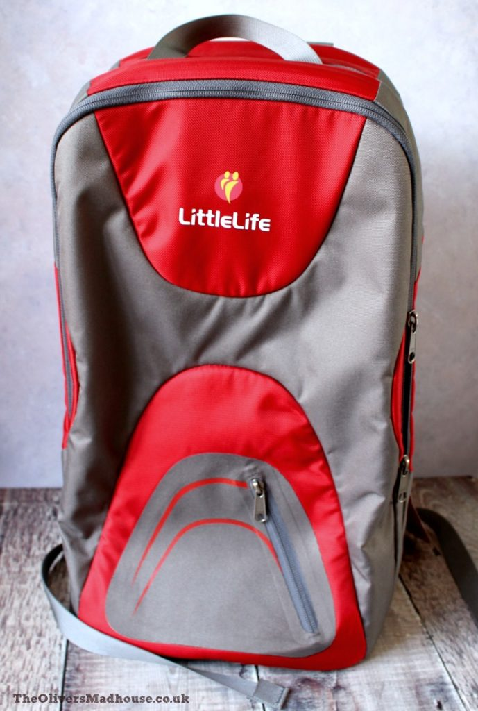 Travelling Abroad With The LittleLife Traveller S3 Child Carrier - A Review The Oliver\\\'s Madhouse