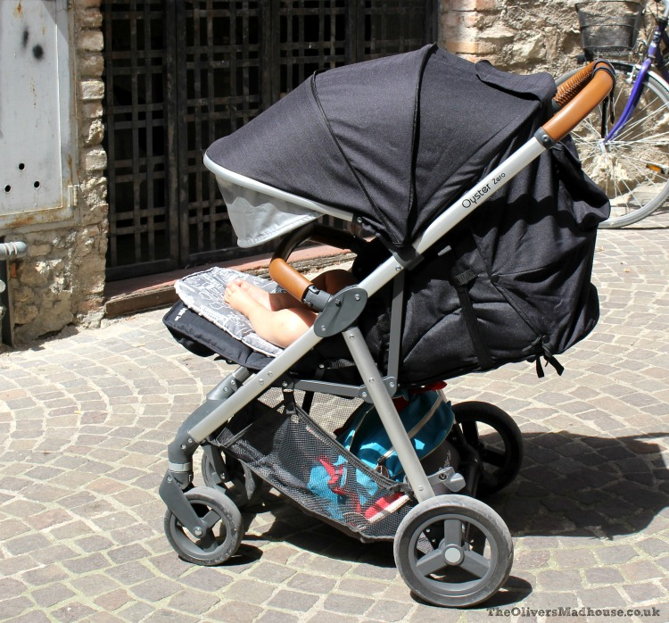 Babystyle Oyster Zero Pushchair Review The Oliver\\\'s Madhouse