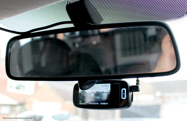 Why I Am Relaxing While Driving With The Philips ADR 810 Dash Cam The Oliver\\\'s Madhouse