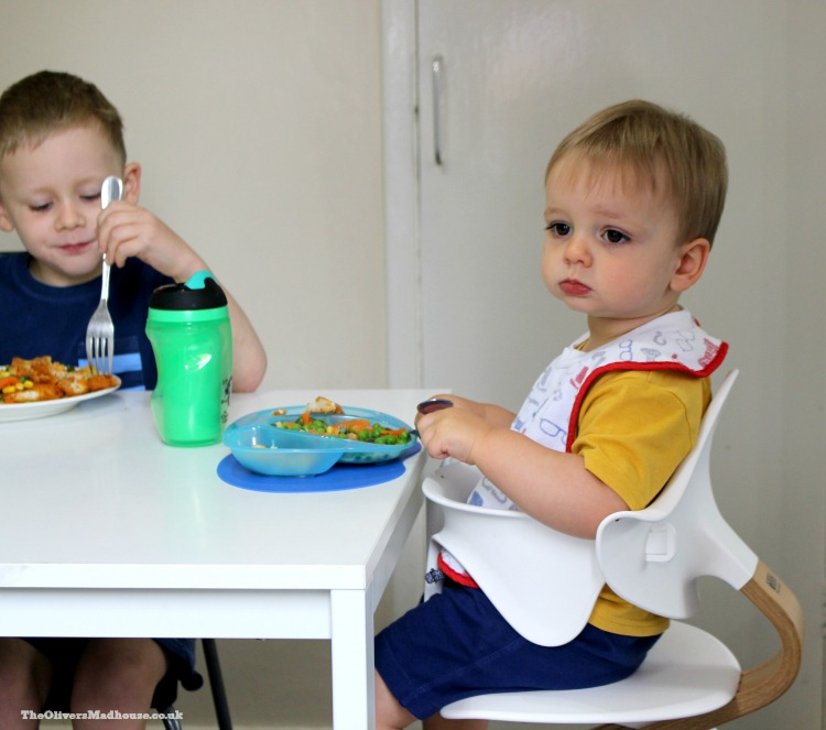 Nomi Highchair From Evomove - A Review The Oliver\\\'s Madhouse