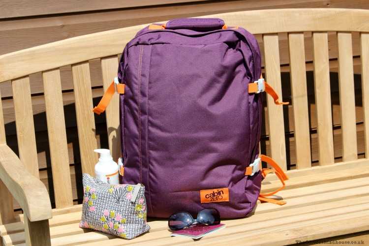 Why CabinZero Bags Are For More Than Just Cabins! The Oliver\\\'s Madhouse