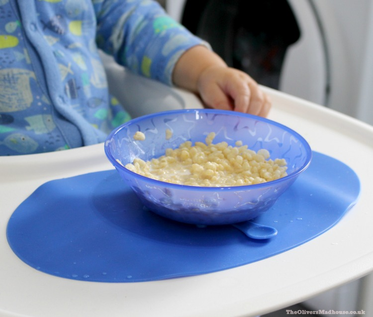 Our Current Weaning Journey With Tommee Tippee The Oliver\\\'s Madhouse