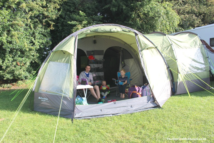 Our First Family Camping Trip - Thornton's Holt Nottinghamshire The Oliver\\\'s Madhouse