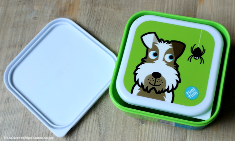 Review & Giveaway: The TUM TUM Lunch Bag Range The Oliver\\\'s Madhouse