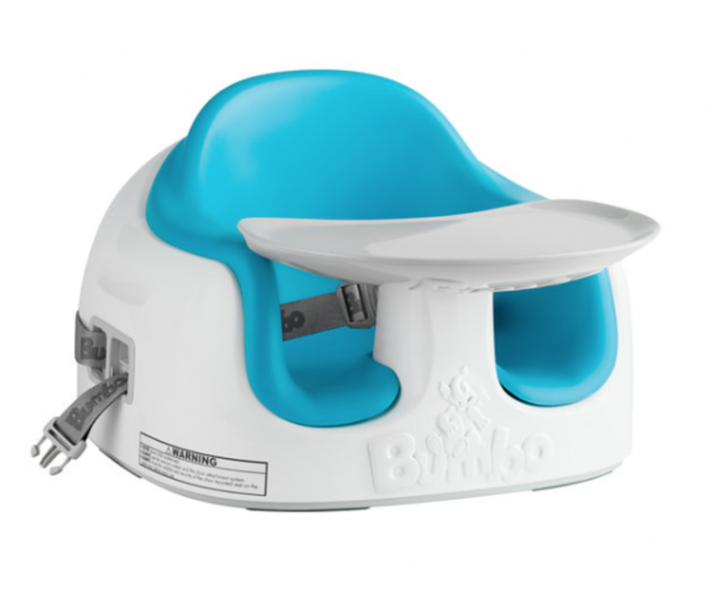 Other Baby Gear Honest Bumbo Floor Seat In Blue For 3-12 Mo.