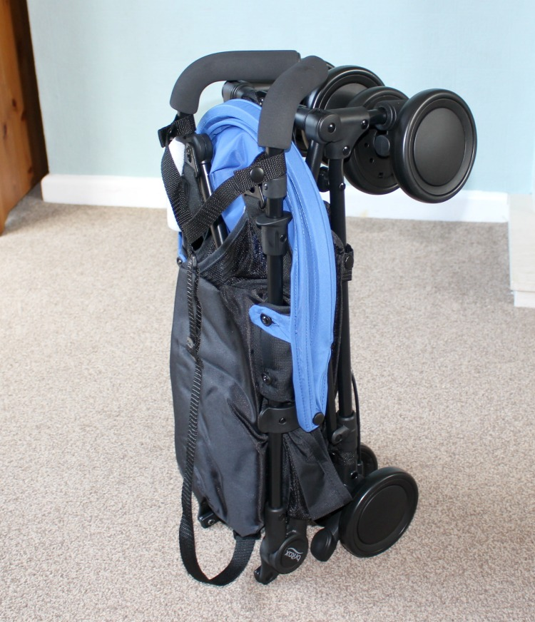 A Review Of The Britax Holiday Pushchair