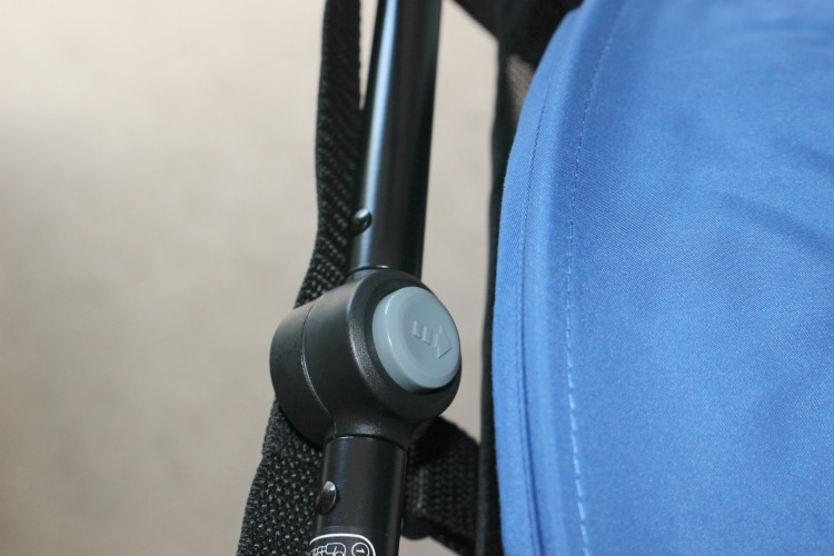 A Review Of The Britax Holiday Pushchair The Oliver\\\'s Madhouse