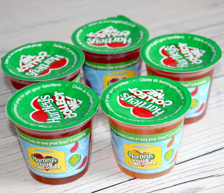 Back To School With Hartley's No Added Sugar Jelly Pots The Oliver\\\'s Madhouse