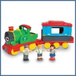 Wow Toys Sam The Steam Train – A Review