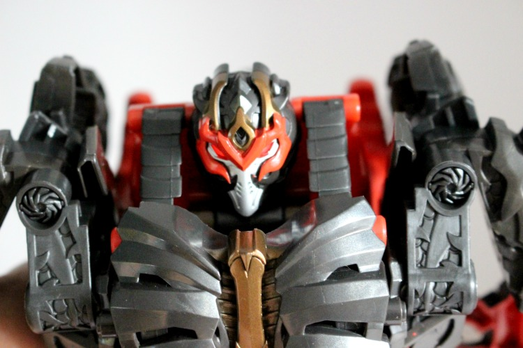 A Review Of The Transformers The Last Knight Mega 1-Step Turbo Changer Dragonstorm The Oliver\\\'s Madhouse