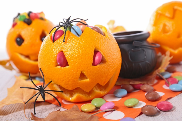Making Halloween Happy All Round The Oliver\\\'s Madhouse