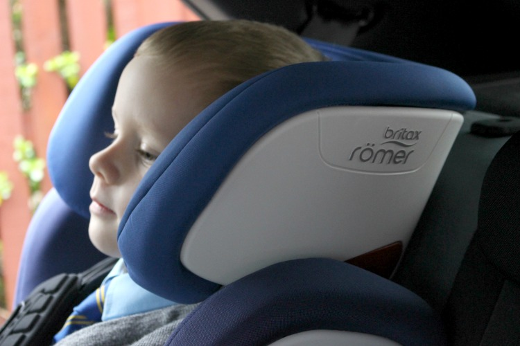 A Britax KIDFIX II XP Car Seat Review The Oliver\\\'s Madhouse