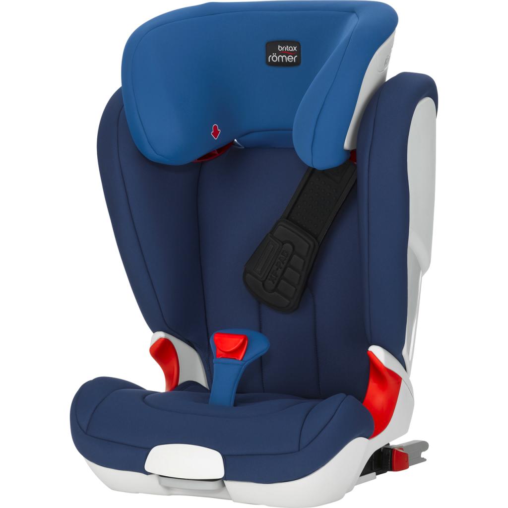 A Britax KIDFIX II XP Car Seat Review