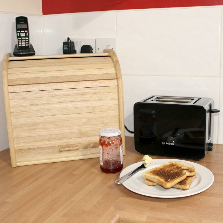 A Review Of The Bosch Sky Two Slice Toaster The Oliver\\\'s Madhouse