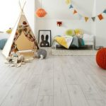 The Benefits of Wood Flooring with Young Children