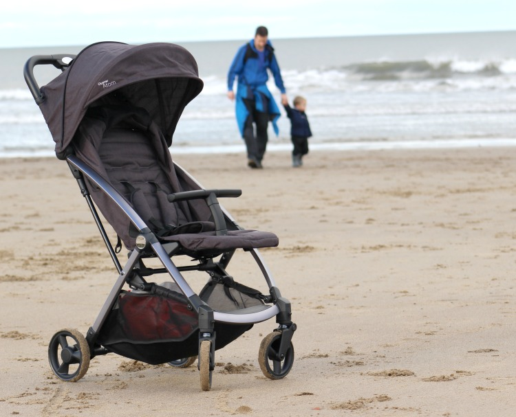 The Oyster Atom Pushchair From BabyStyle - A Review The Oliver\\\'s Madhouse