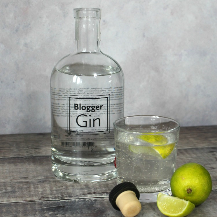 Blogger Gin - The Newest Gin On The Block The Oliver\\\'s Madhouse