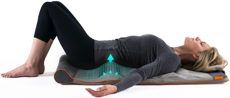 Living With The HoMedics 'STRETCH' Back Stretching Mat The Oliver\\\'s Madhouse