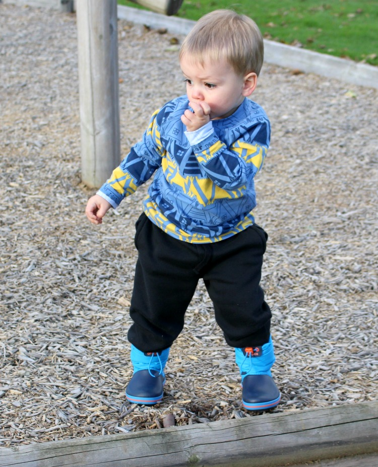 fe07995bf Having Winter Covered With Crocs Wellies The Oliver    s Madhouse