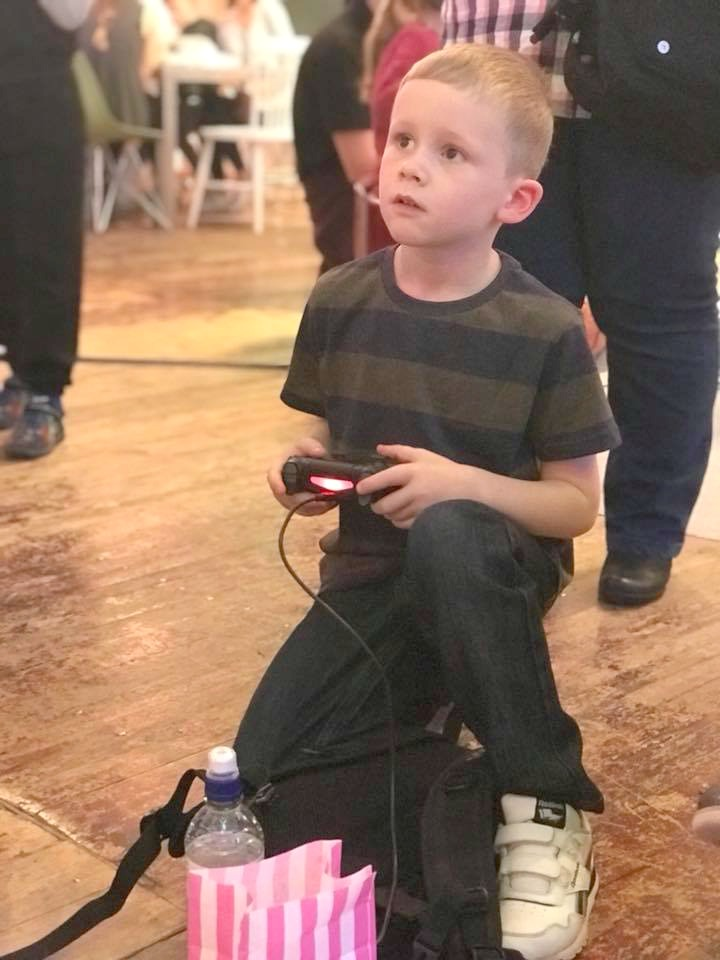 Discovering Playstation At Their Family Event The Oliver\\\'s Madhouse
