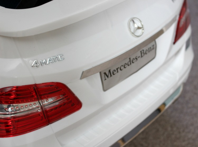 Mercedes ML350 6v Electric Ride on Car with Remote - A Review The Oliver\\\'s Madhouse