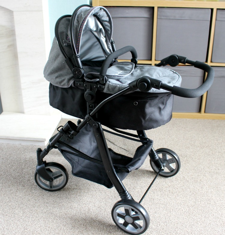 The Silver Cross Pioneer 5 in 1 Dolls Pram The Oliver\\\'s Madhouse