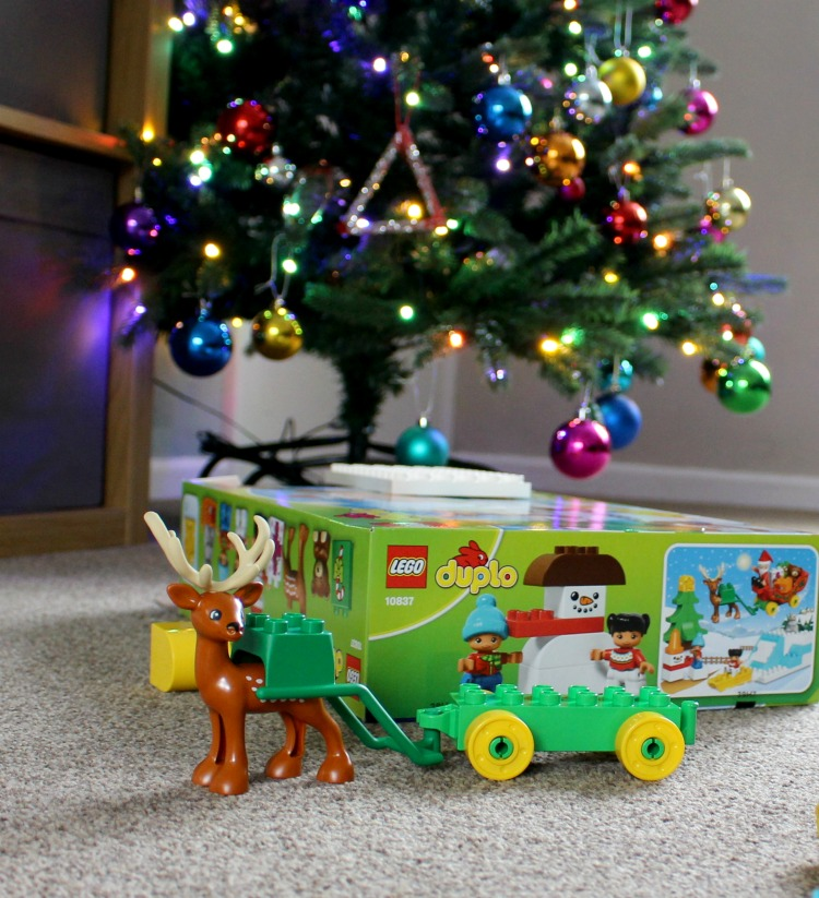 Festive Family Fun: When Jacob Discovered LEGO DUPLO The Oliver\\\'s Madhouse
