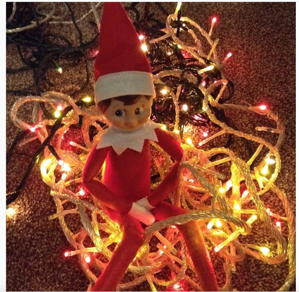 Cecil Elf On A Shelf - The Story Continues The Oliver\\\'s Madhouse