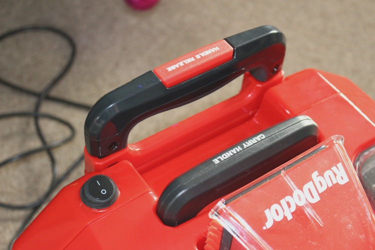 Keeping Carpets Clean With A Portable Spot Cleaner From Rug Doctor The Oliver\\\'s Madhouse