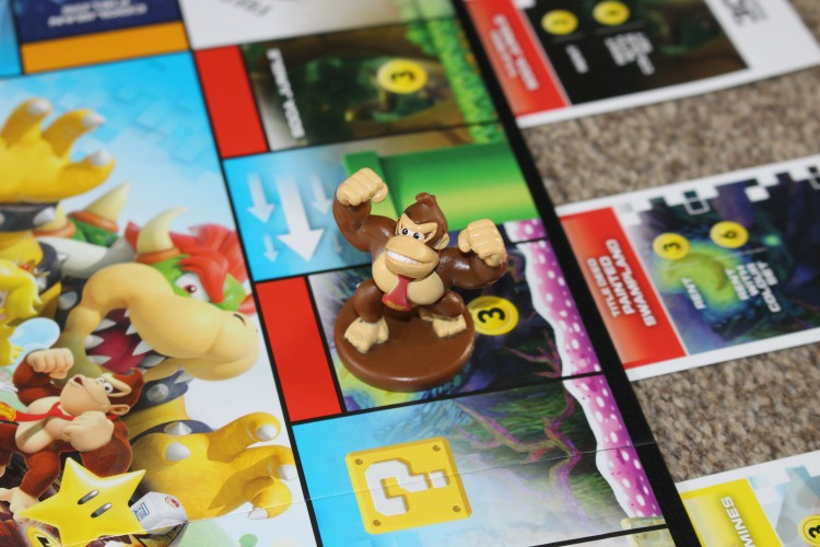 Hasbro Monopoly Nintendo Gamer Edition - A Review The Oliver\\\'s Madhouse