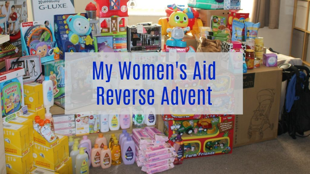 The Women's Aid Reverse Advent - My Final Thoughts The Oliver\\\'s Madhouse