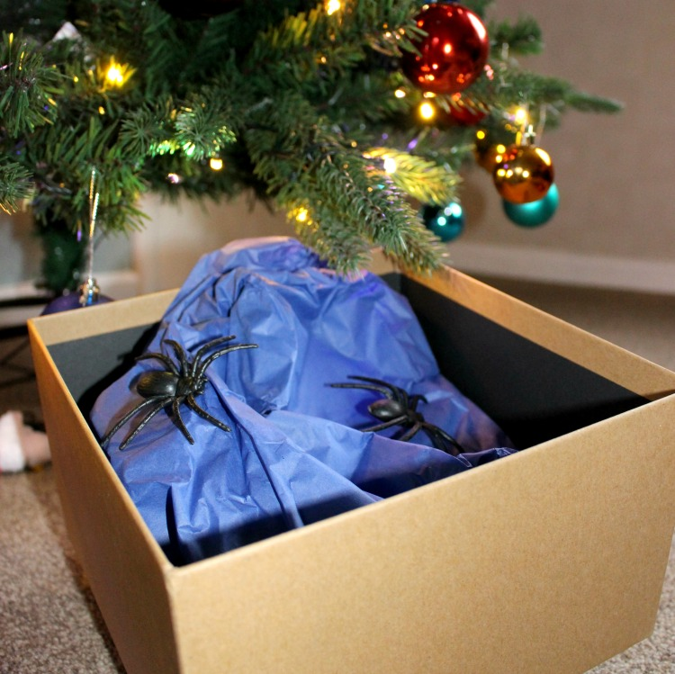 Keeping Our Christmas Gifts Safe With ADT #PresentPatrol The Oliver\\\'s Madhouse