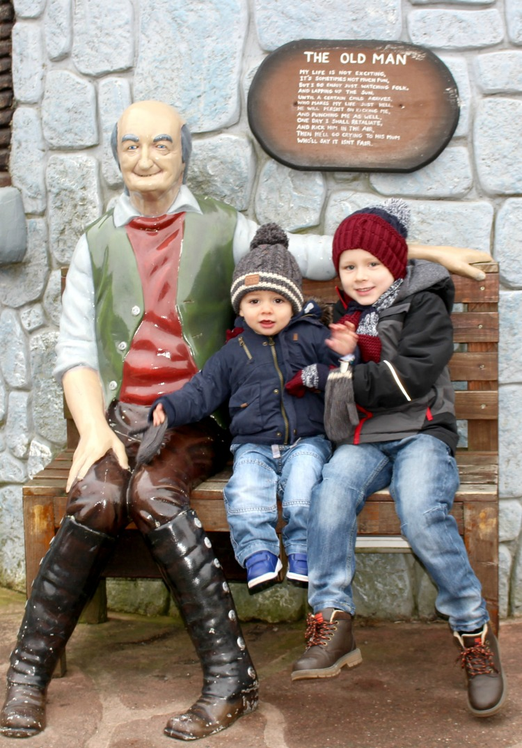 Visiting Santa At Sundown Adventure Land The Oliver\\\'s Madhouse