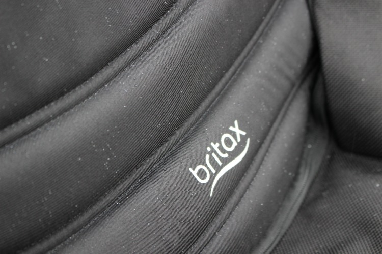 Britax B-AGILE 4 Lightweight Pushchair - A Review The Oliver\\\'s Madhouse