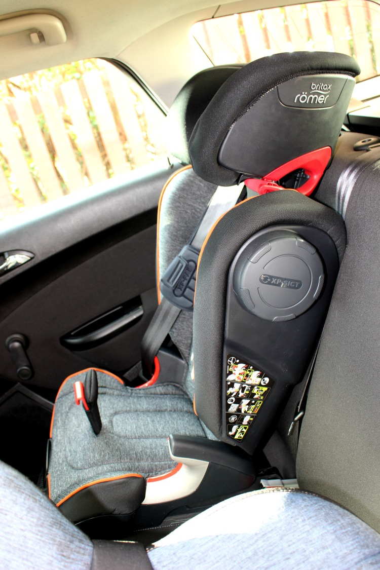 A Britax Römer KIDFIX II XP SICT Black Series Car Seat Review The Oliver\\\'s Madhouse