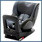 A Review Of The Britax Römer DUALFIX i-SIZE Extended Rear Facing Car Seat