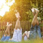 The Benefits of Creating a Garden Oasis For You & Your Children