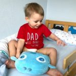 The Transition Between Cot & Toddler Bed – The First Night