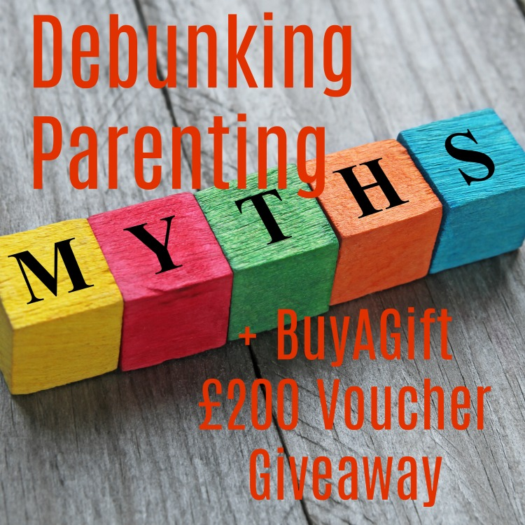 Debunking Parenting Myths + A BuyAGift £200 Voucher Giveaway The Oliver\\\'s Madhouse
