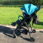 A Review Of The Britax B-LITE Pushchair