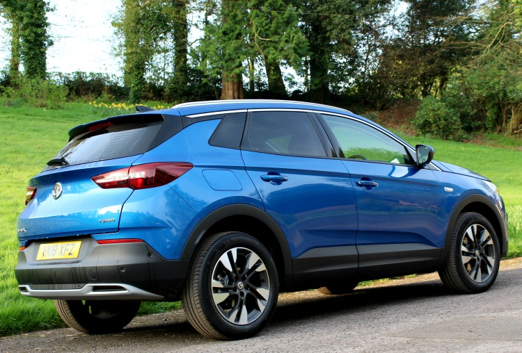 On The Road With The Vauxhall Grandland X The Oliver\\\'s Madhouse