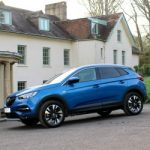 On The Road With The Vauxhall Grandland X