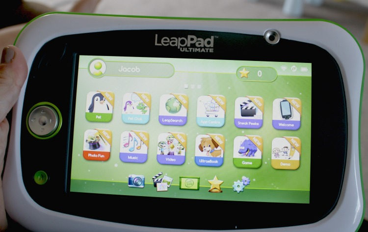 A Review Of The LeapFrog LeapPad Ultimate