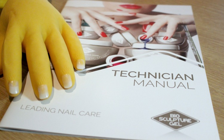 starting my nail technician journey with bio sculpture rh theoliversmadhouse co uk Bio Sculpture Canada Inc bio sculpture gel training manual