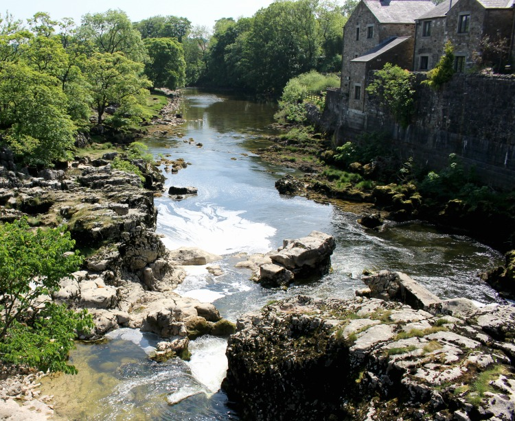 Visiting Linton Falls In The Yorkshire Dales The Oliver\\\'s Madhouse